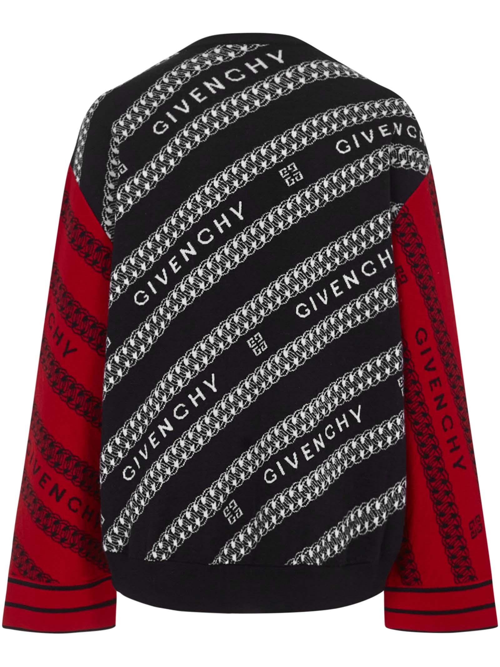 Givenchy Sweatshirt Givenchy | -108764232 | BW90BG4Z7J199