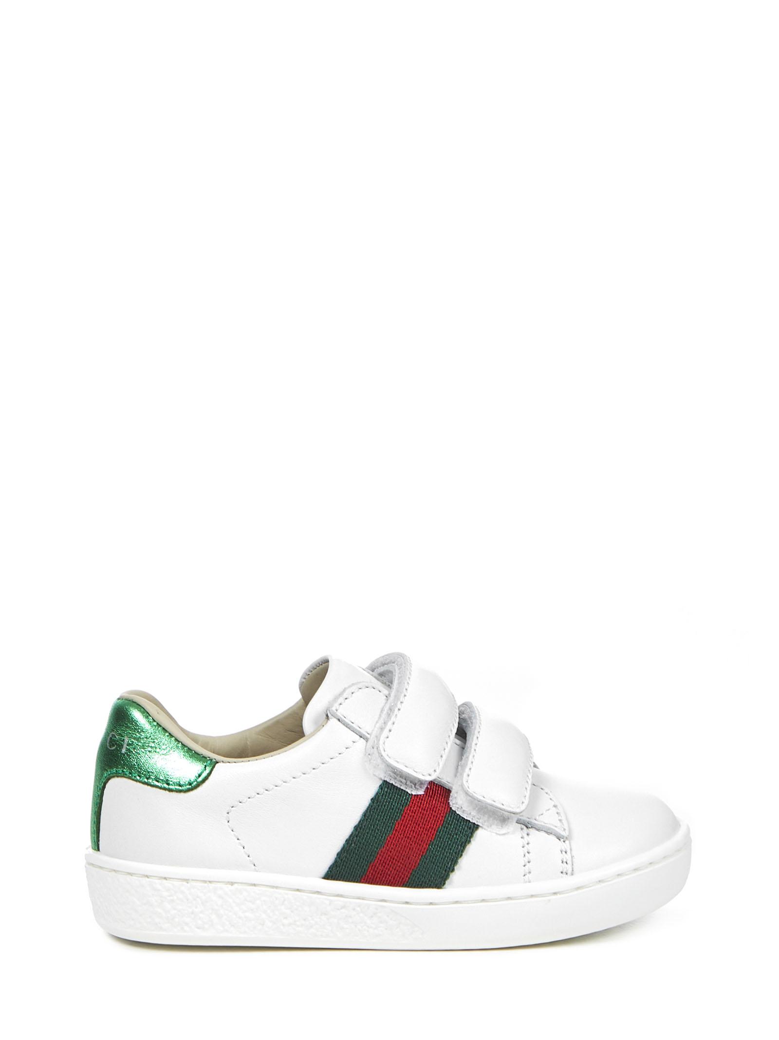 Gucci Junior Ace Sneakers - Gucci