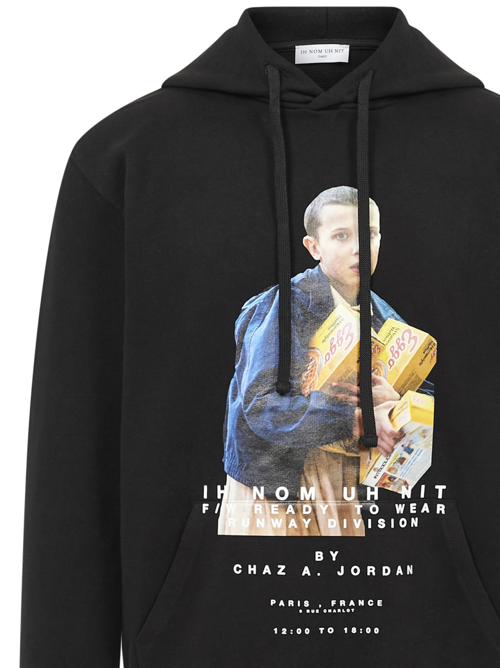 Ih Nom Uh Nit Eggos sweatshirt Ih nom uh nit | -108764232 | NUW20236009