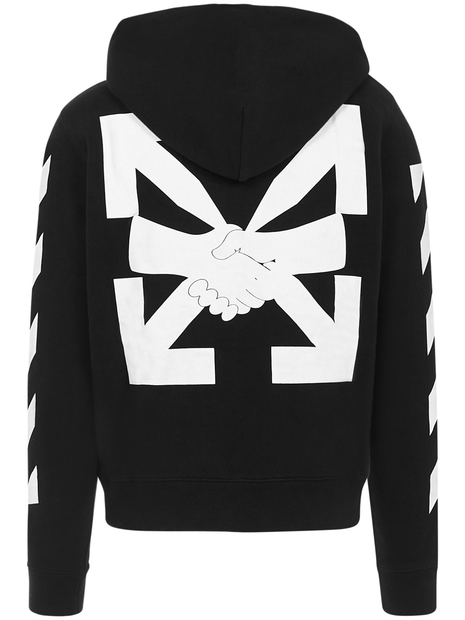 Off-White sweatshirt Off-White   -108764232   OMBE001F20FLE0071001