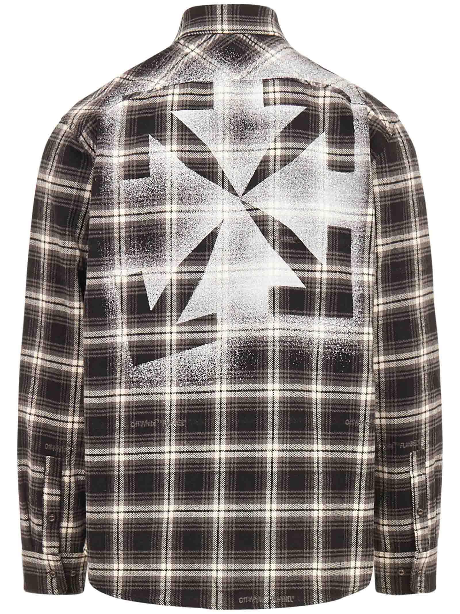 Camicia Off-White Off-White | -1043906350 | OMGA133E20FAB0011010