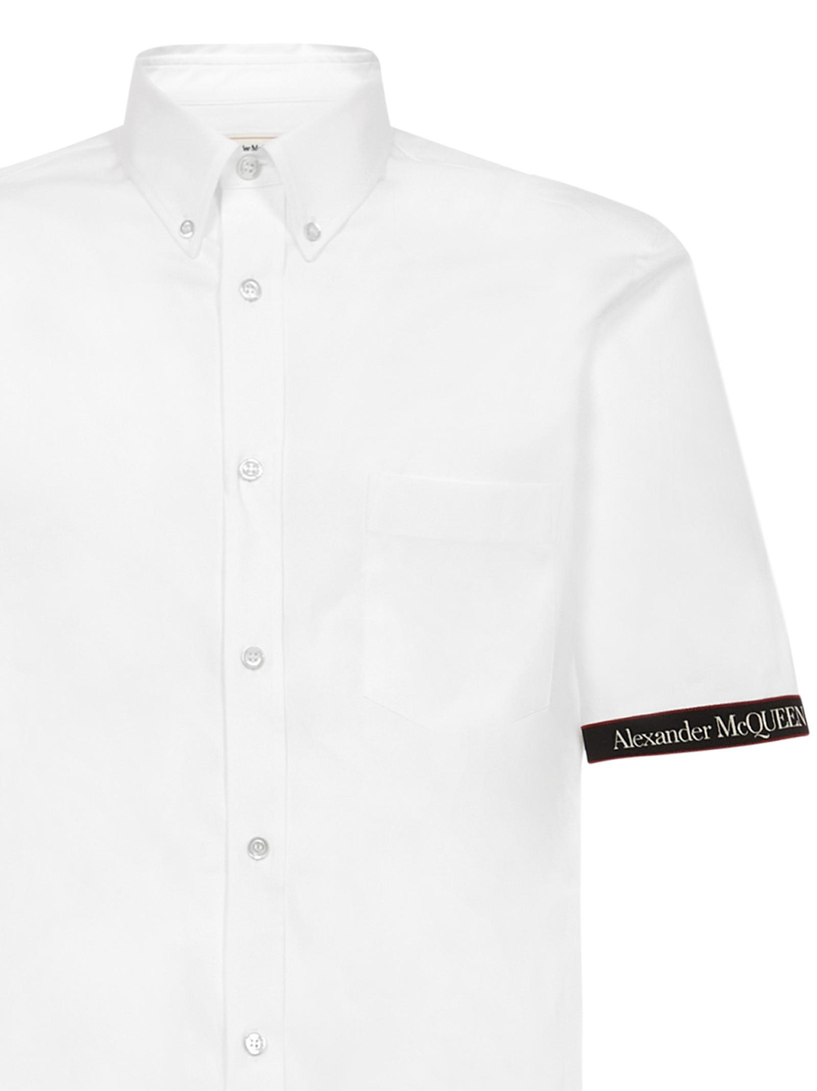 Alexander McQueen Shirt Alexander McQueen   -1043906350   642400QQN449000