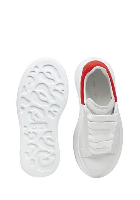 Alexander McQueen Kids Molly Sneakers  Alexander McQueen Kids | 1718629338 | 587691WHX129676