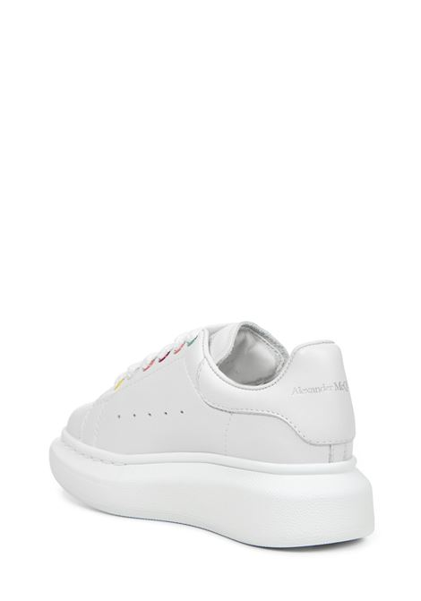 Alexander McQueen Kids Molly Sneakers  Alexander McQueen Kids | 1718629338 | 587691WHX139035