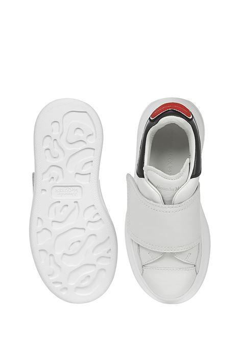 Alexander McQueen Kids Sneakers  Alexander McQueen Kids | 1718629338 | 642791WHX1M9043