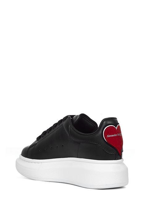 Alexander McQueen Kids Larry Sneakers  Alexander McQueen Kids | 1718629338 | 642792WHX1M1066