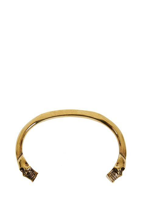 Alexander McQueen Skull Bracelet  Alexander McQueen | 36 | 554487J160G0448