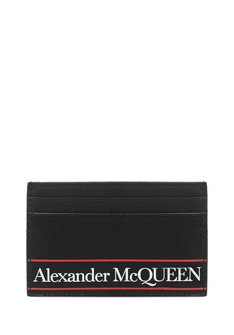 Alexander McQueen Card holder  Alexander McQueen | 633217857 | 6021441SJ8B1092