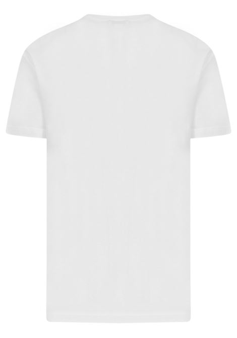 Alexander McQueen Lovers Skeleton T-shirt  Alexander McQueen | 8 | 624170QPZ600900