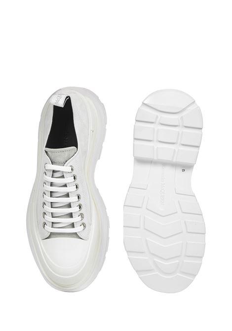 Alexander McQueen Tread Slick Sneakers  Alexander McQueen | 1718629338 | 627225WHBGN9009