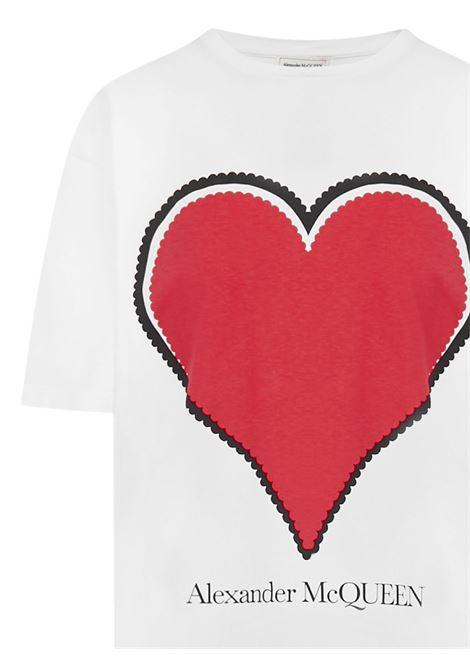 Alexander McQueen T-shirt  Alexander McQueen   8   642495QZACA0900