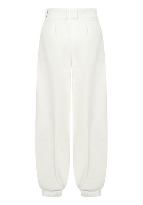 Alexandre Vauthier Trousers Alexandre Vauthier | 1672492985 | 204PA13510194OFFWHITE
