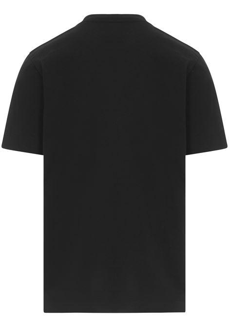 T-shirt Double Logo Alyx Alyx   8   AAMTS0183FA01BLK