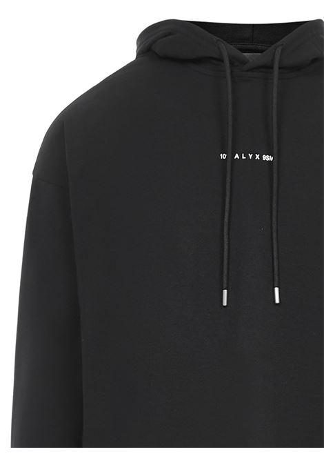 Alyx Tee Visual Sweatshirt  Alyx | -108764232 | AVUTS0018FA01BLK