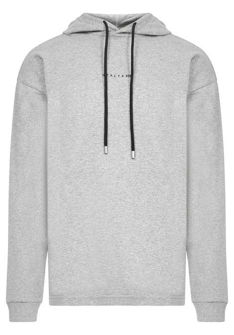 Alyx Tee Visual Sweatshirt  Alyx | -108764232 | AVUTS0018FA01GRY