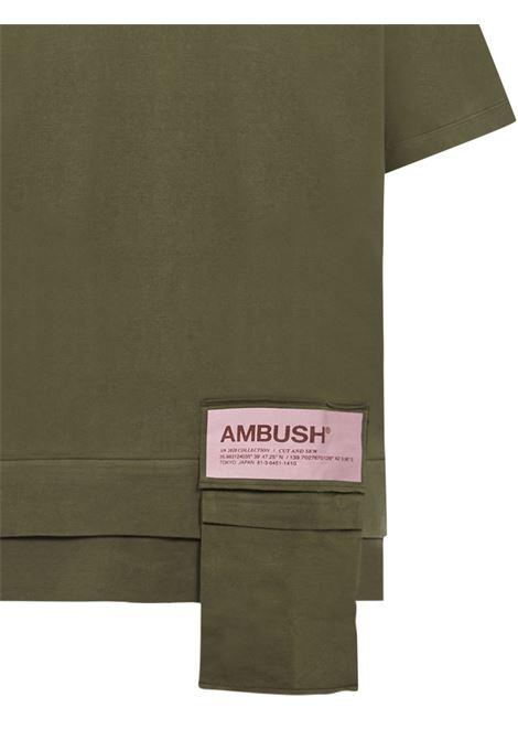 Ambush New Waist Pocket T-shirt Ambush   8   BMAA004F20JER0015900