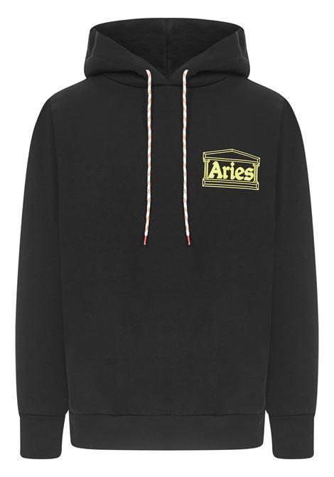 Hands Off Aries sweatshirt Aries | -108764232 | FRAR20007BLK
