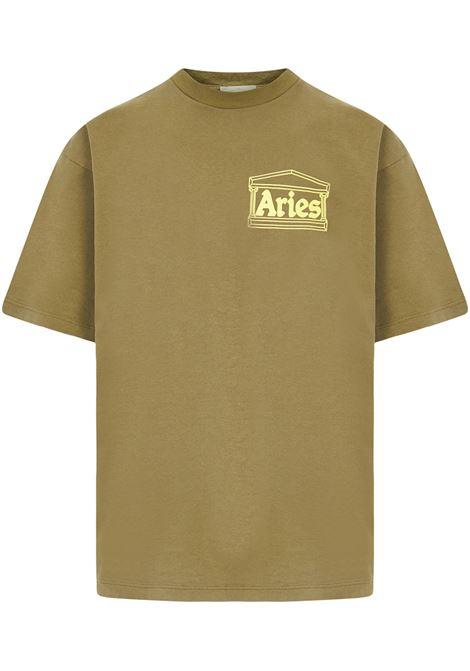 Aries Temple t-shirt Aries | 8 | FRAR60000OLV