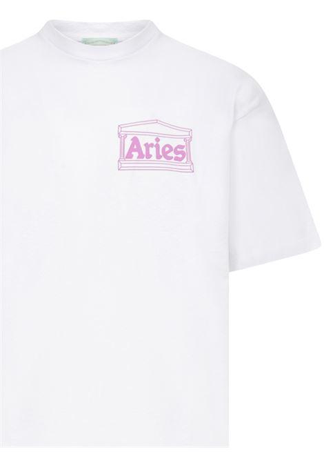 Aries Temple t-shirt Aries | 8 | FRAR60000WHT