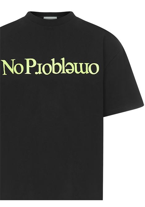 No Problemo Aries t-shirt Aries | 8 | FRAR60002BLK