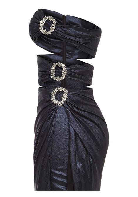 Azzaro Fantasme Mini Dress Azzaro | 11 | FW20DR125AE10705BLUE