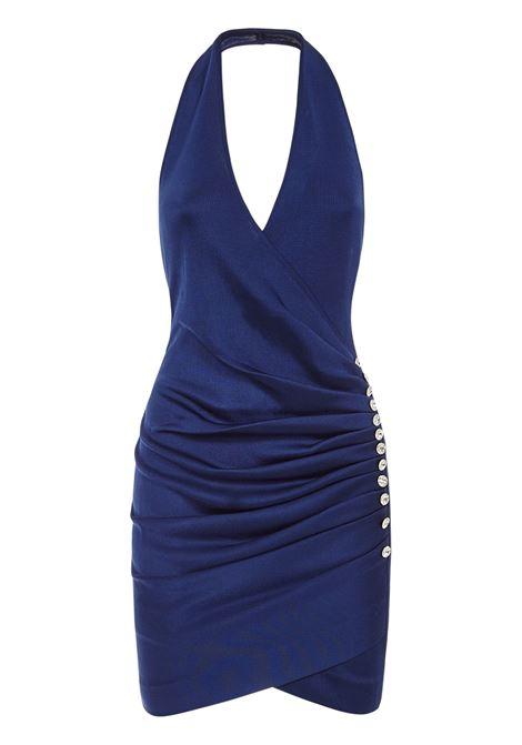Azzaro Fidji V1 Mini Dress Azzaro | 11 | FW20KW171AR10740BLUE