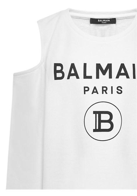 Felpa Balmain Paris Kids Balmain Paris Kids | -108764232 | 6M4020MX270100