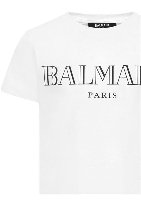 Balmain Paris Kids t-shirt Balmain Paris Kids | 8 | 6M8721MX030100
