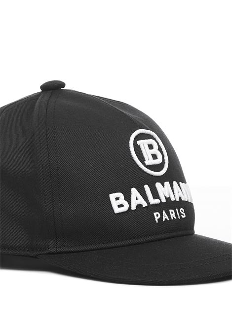 Balmain Paris Kids Hat  Balmain Paris Kids | 26 | 6N0557NX530930