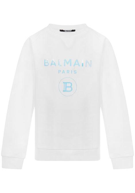 Balmain Paris Kids Sweatshirt  Balmain Paris Kids | -108764232 | 6N4530NX280100