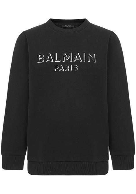 Balmain Paris Kids Sweatshirt Balmain Paris Kids | -108764232 | 6N4640NX300930