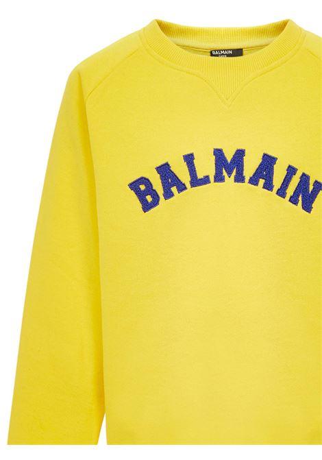 Balmain Paris Kids Sweatshirt  Balmain Paris Kids | -108764232 | 6N4690NX300201
