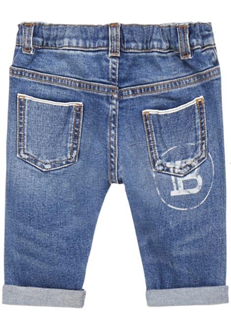 Balmain Paris Kids Jeans  Balmain Paris Kids | 24 | 6N6820NA350616