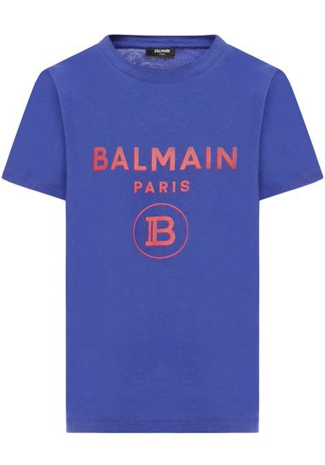 Balmain Paris Kids T-shirt  Balmain Paris Kids | 8 | 6N8561NX290616