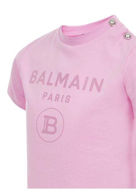 T-shirt Balmain Paris Kids Balmain Paris Kids   8   6N8841NX290516