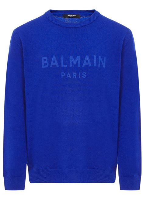 BALMAIN PARIS KIDS Sweater Balmain Paris Kids | 7 | 6N9530NX580616