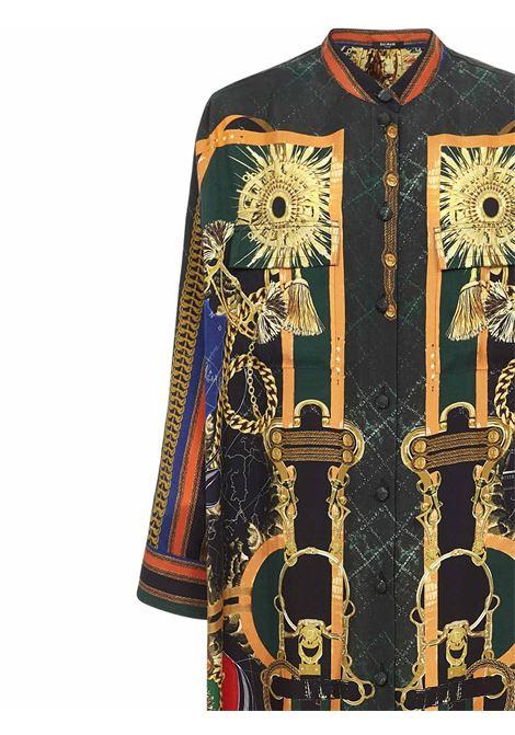 BALMAIN PARIS Shirt Balmain Paris | -1043906350 | UF02703I572AAA