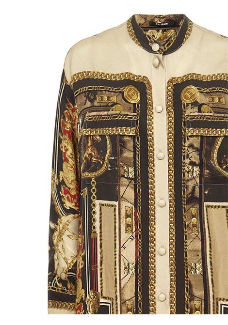 Camicia BALMAIN PARIS Balmain Paris   -1043906350   UF02703I577AAA