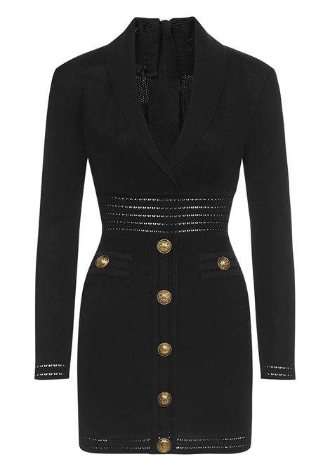 Balmain Paris Dress Balmain Paris | 11 | UF16338K1190PA