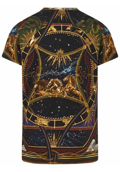 T-shirt Balmain Paris Balmain Paris   8   UH01601I351AAA