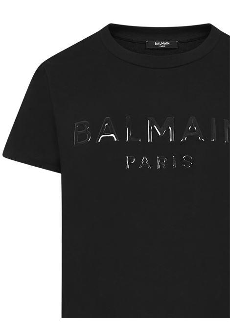 T-shirt Balmain Paris Balmain Paris   8   UH01601I3640PA