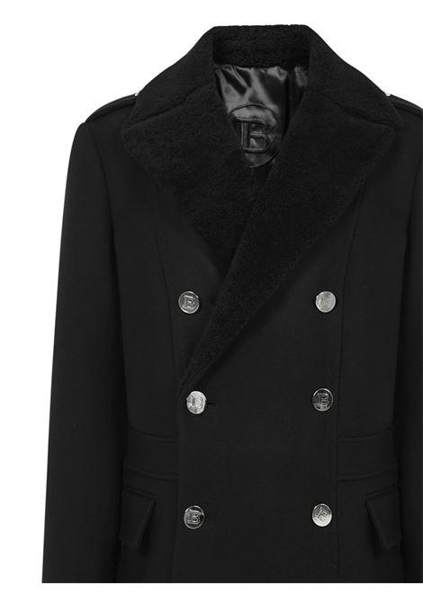 Balmain Paris coat Balmain Paris   17   UH08311W0650PA