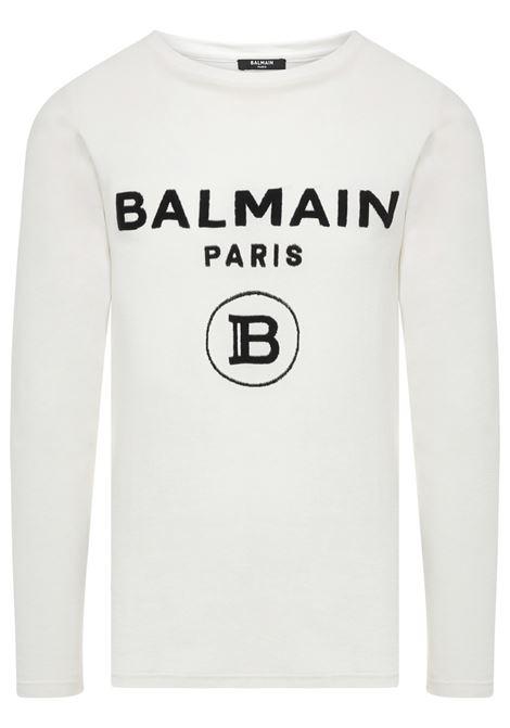 Balmain Paris T-shirt  Balmain Paris | 8 | UH11258I365GAB