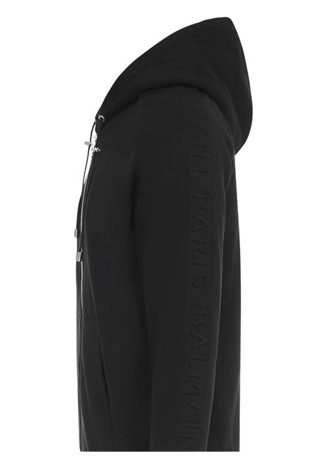 Balmain Paris Sweatshirt  Balmain Paris   -108764232   UH13122I3390PA