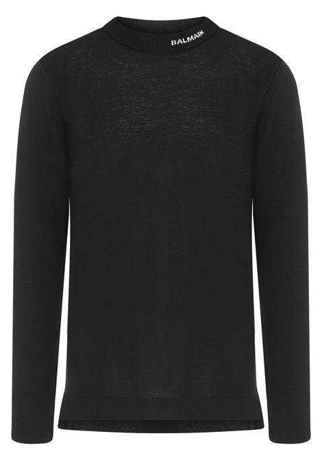 Balmain Paris Sweater  Balmain Paris   7   UH13411K0110PA
