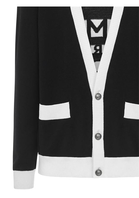 Balmain Paris Cardigan  Balmain Paris | 39 | UH13430K015EAB