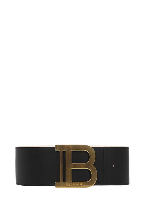 Cintura B-Belt Balmain Paris Balmain Paris   1218053011   UN0A004LVPT0PA