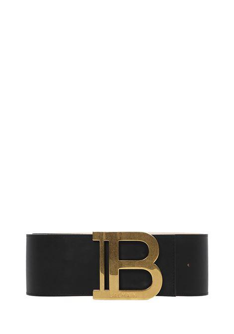 Cintura B-Belt Balmain Paris Balmain Paris   1218053011   UN1A004LMJC0PA