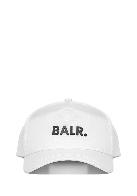 BALR. Classic Oxford Cap Balr.   26   B10014WHITE