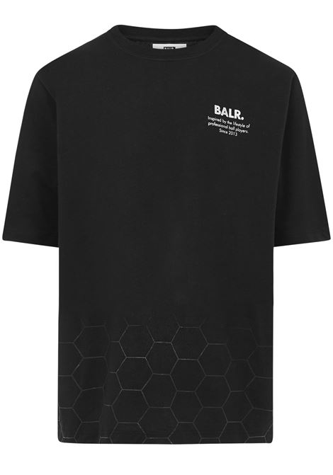 BALR. Gradient Hexagon T-shirt Balr. | 8 | B10271BLACK